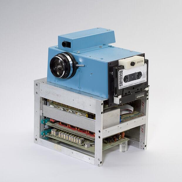 first kodak digital camera